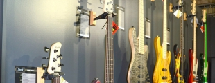 Z výstavy  Musikmesse Frankfurt 2014